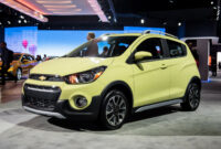 specs and review 2022 chevrolet spark