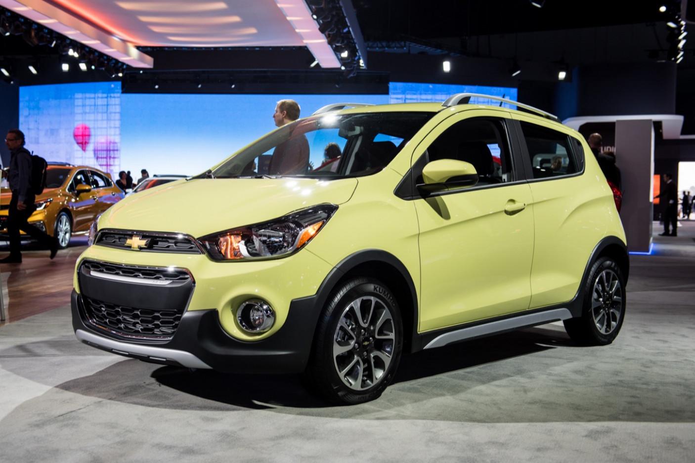 Pricing 2022 Chevrolet Spark