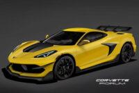 specs and review 2022 chevy corvette zora zr1