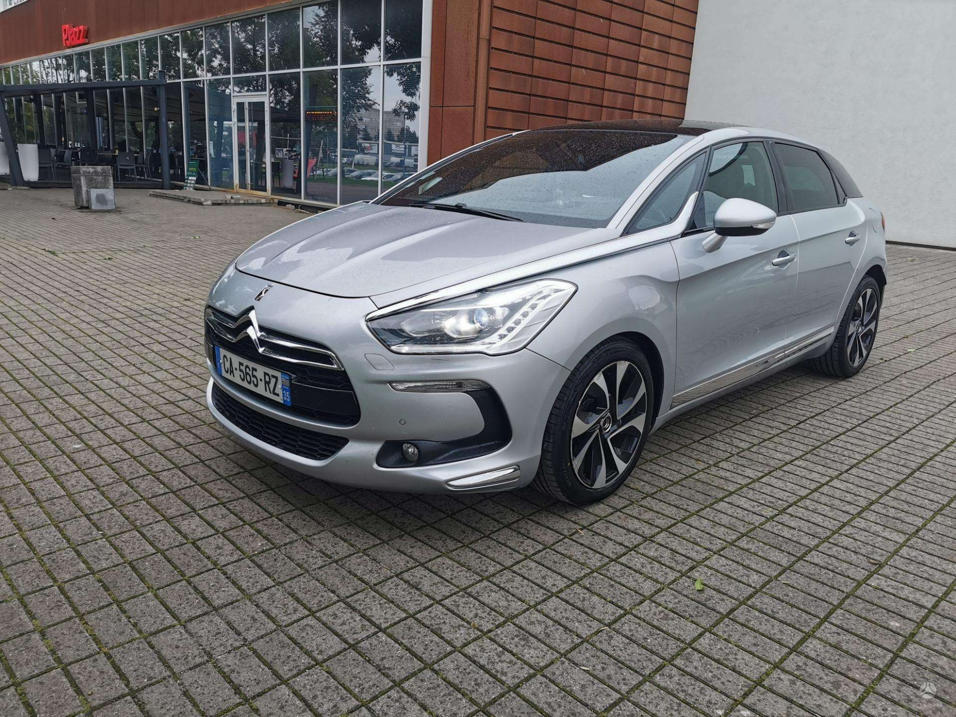 Photos 2022 Citroen DS5