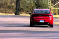 specs and review 2022 dodge dart srt4 driving art