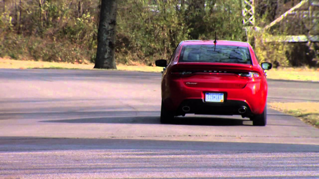 Concept and Review 2022 Dodge Dart Srt4 Driving Art