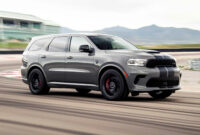 specs and review 2022 dodge durango