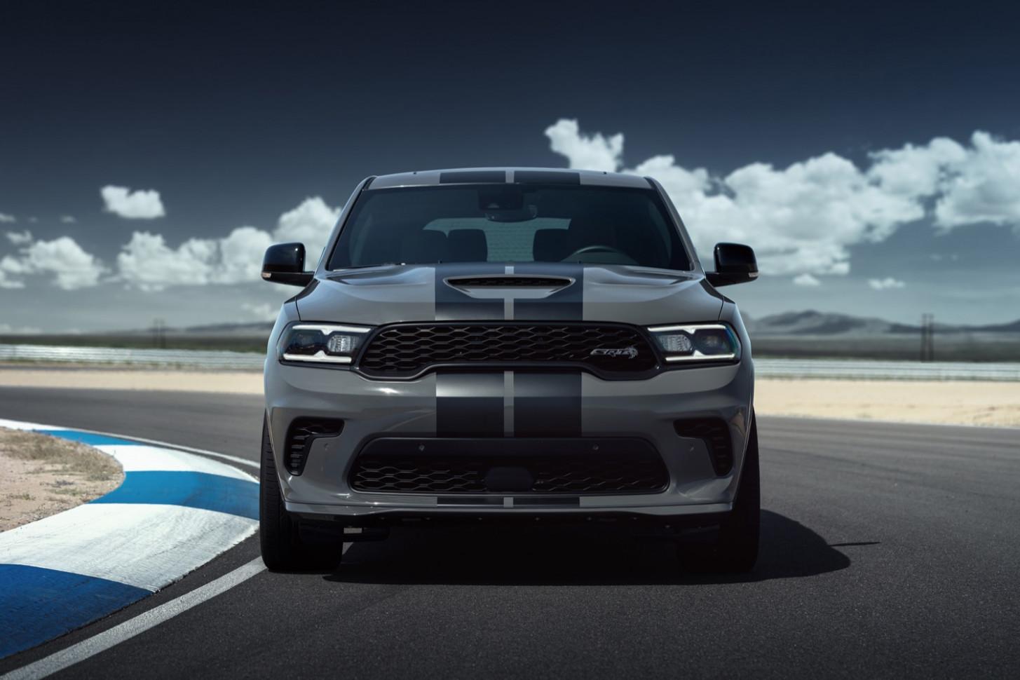 Review 2022 Dodge Durango Interior