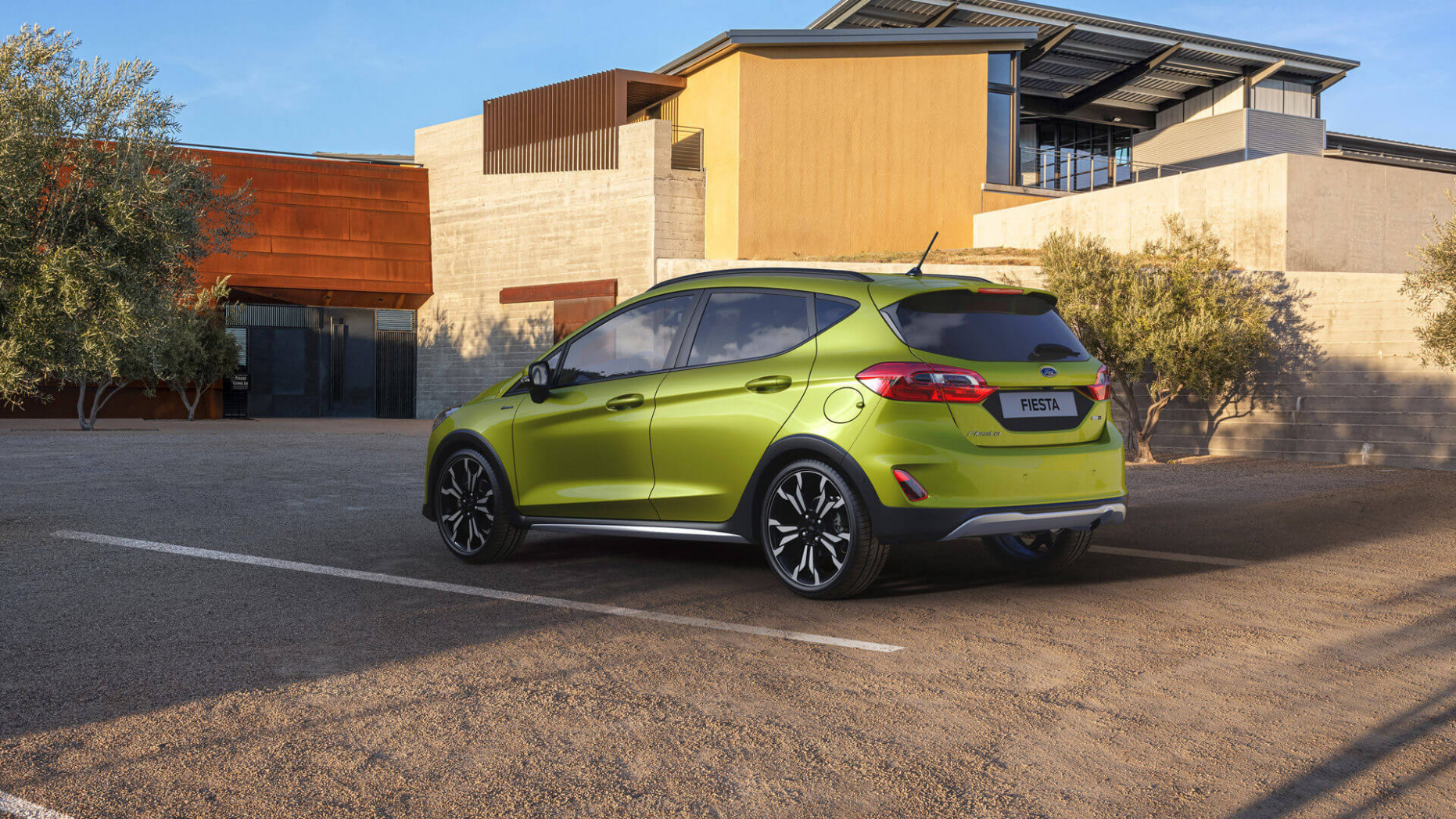 Images 2022 Ford Fiesta