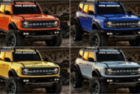 specs and review 2022 ford svt bronco raptor