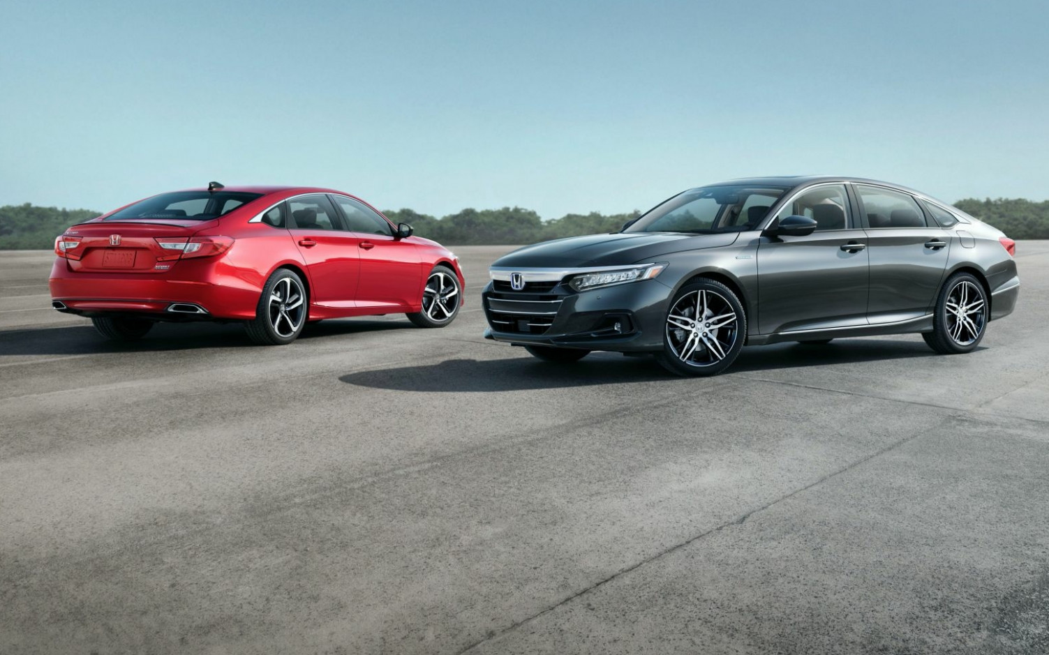 Performance 2022 Honda Accord Hybrid