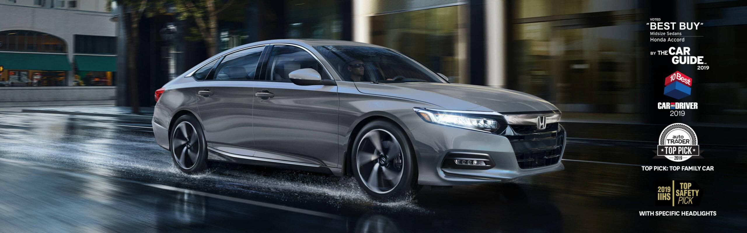 Configurations 2022 Honda Accord Spirior