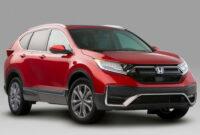 Overview 2022 Honda CRV