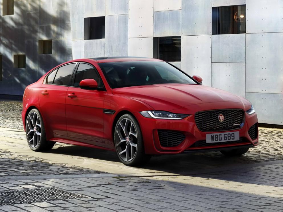 Concept and Review 2022 Jaguar Xe Review