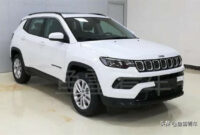 specs and review 2022 jeep compass