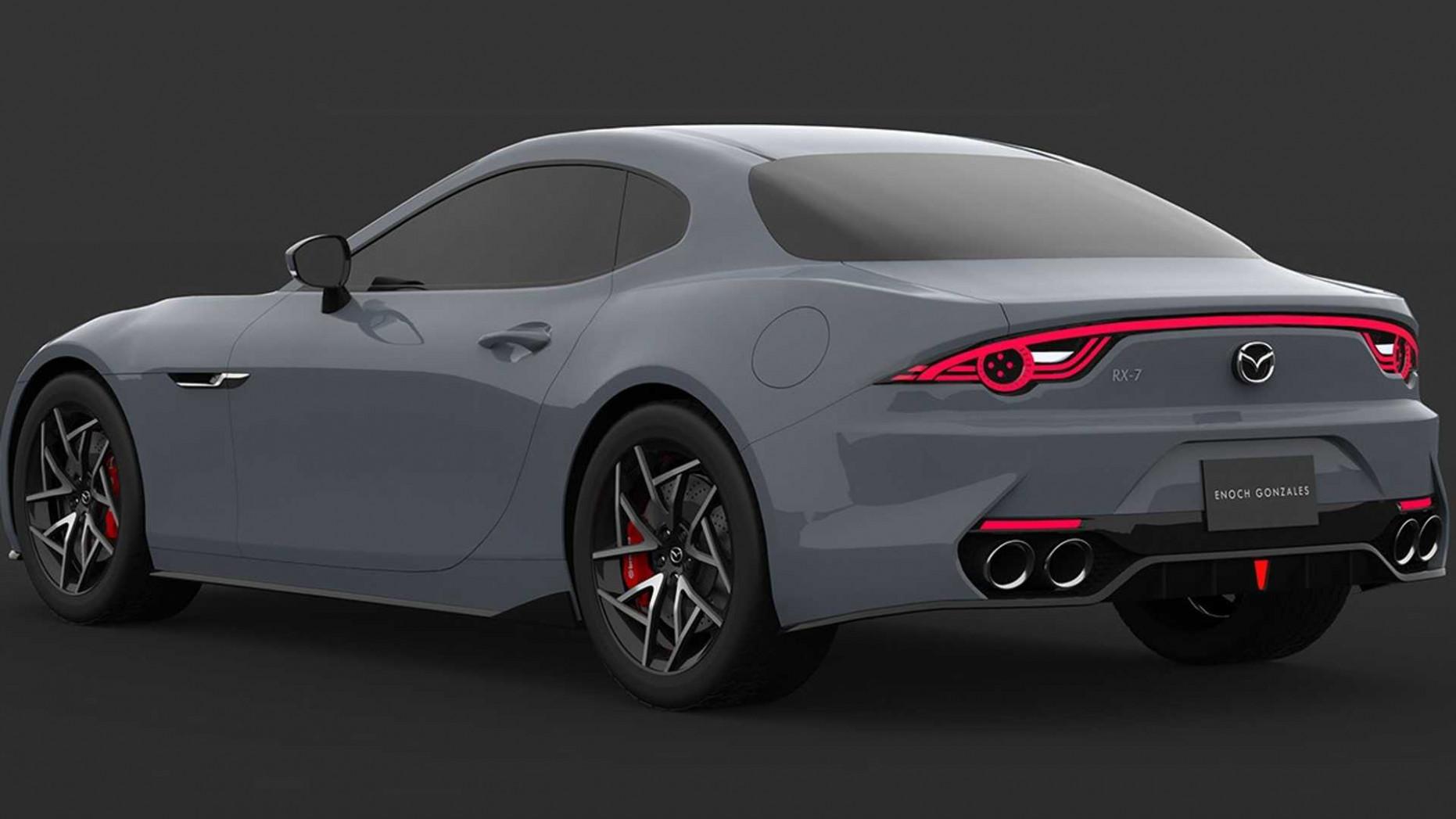 Exterior 2022 Mazda RX7s
