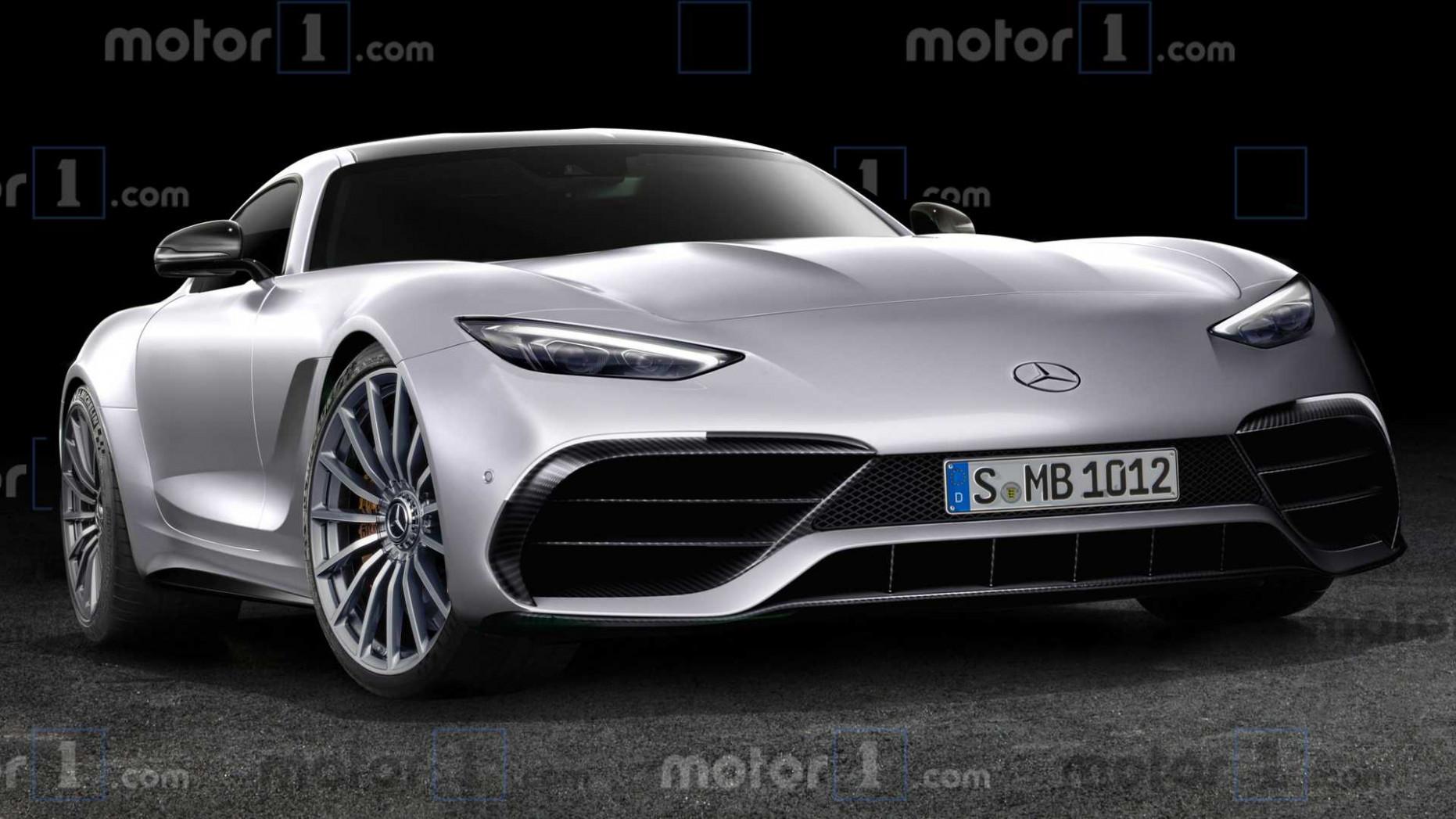 Images 2022 Mercedes AMG GT