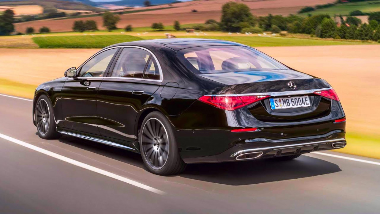 Price and Review 2022 Mercedes S Class