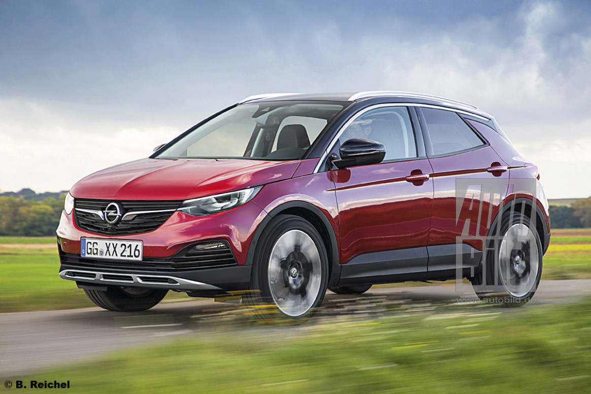 Redesign 2022 Opel Adam Rocks