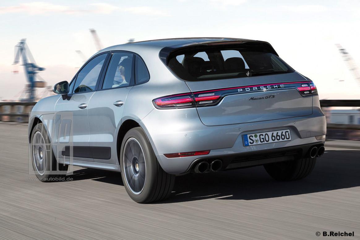 Spesification 2022 Porsche Cayenne