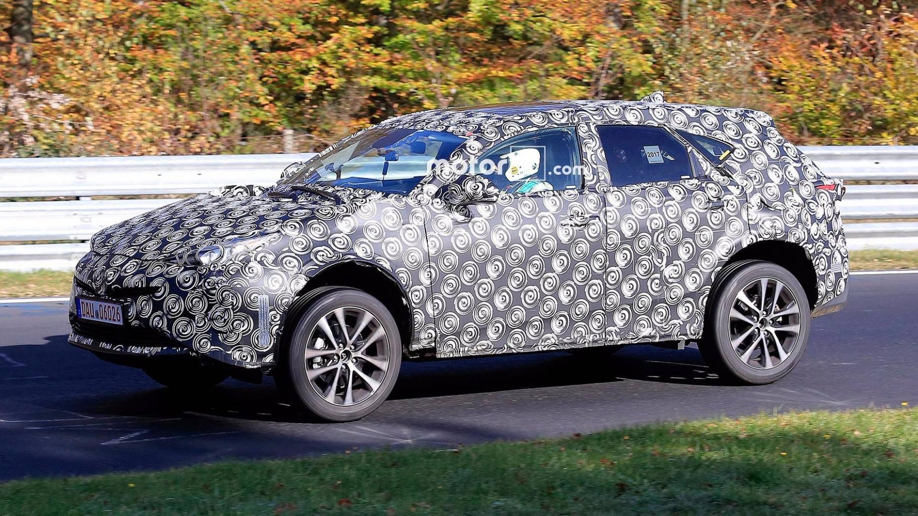 Specs 2022 Spy Shots Toyota Prius