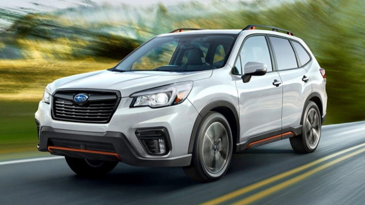 Pictures 2022 Subaru Forester Release Date