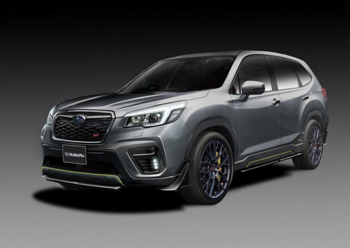 Photos 2022 Subaru Forester Release Date