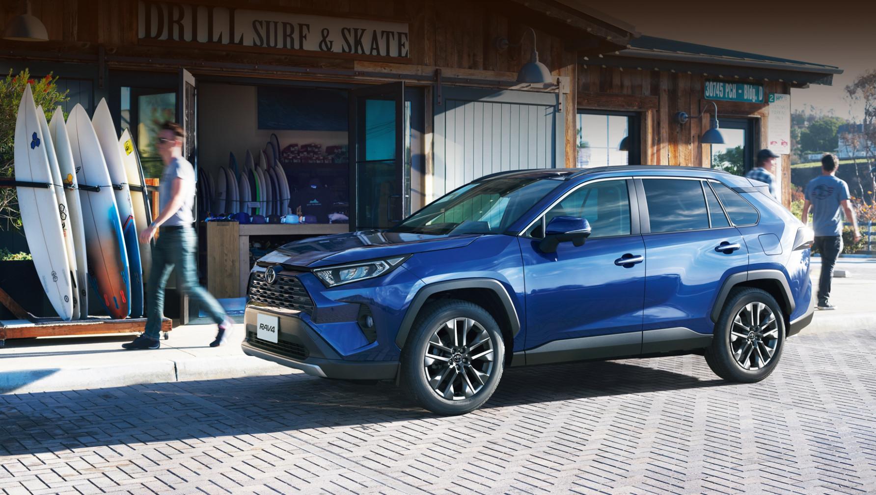 Ratings 2022 Toyota RAV4
