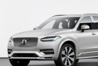 specs and review 2022 volvo xc90 redesign