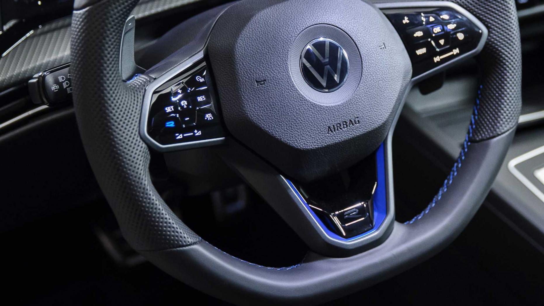 Performance 2022 VW Golf R USA
