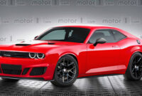 specs and review dodge challenger concept 2022