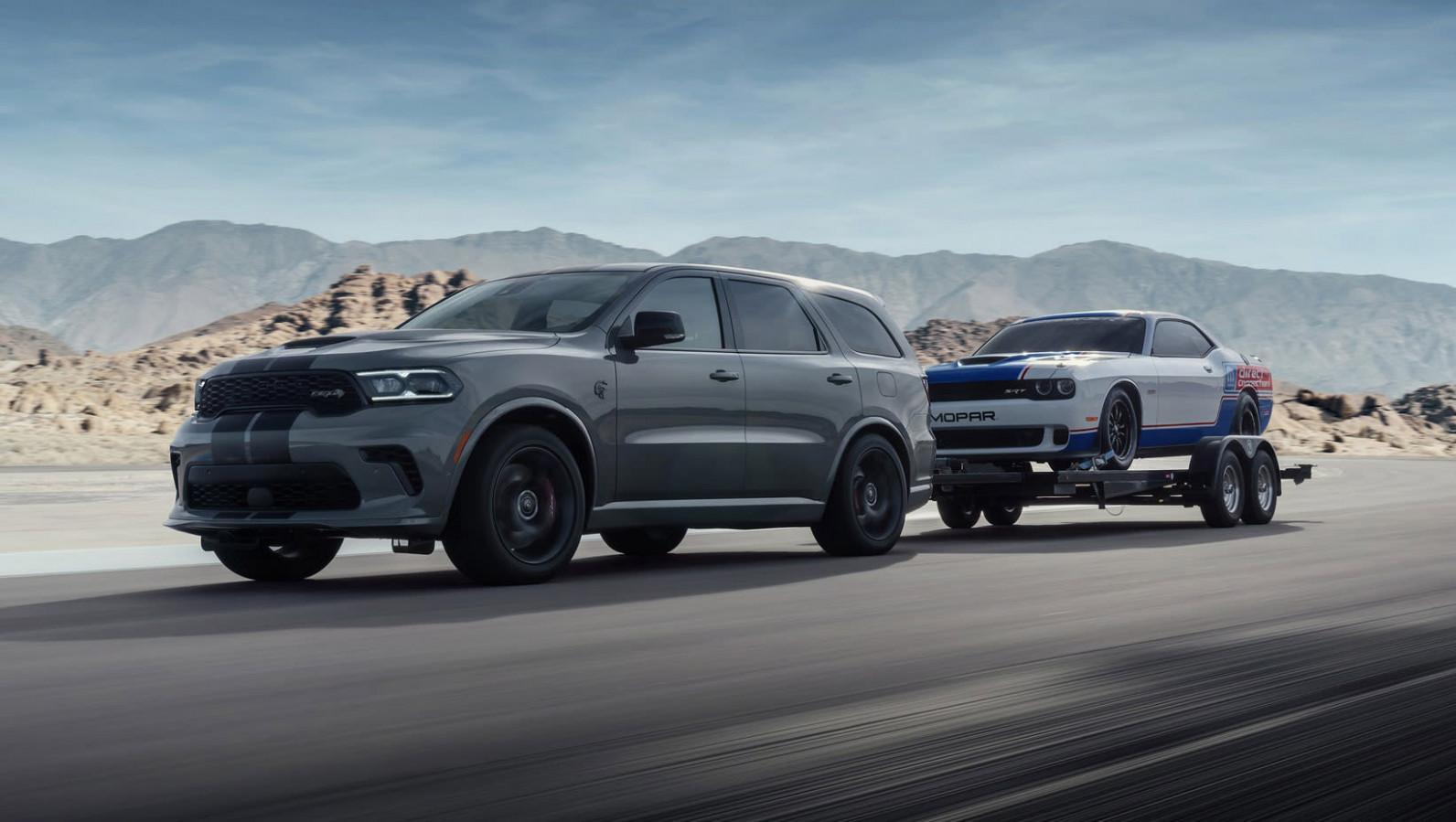 Rumors Dodge Supercharger 2022