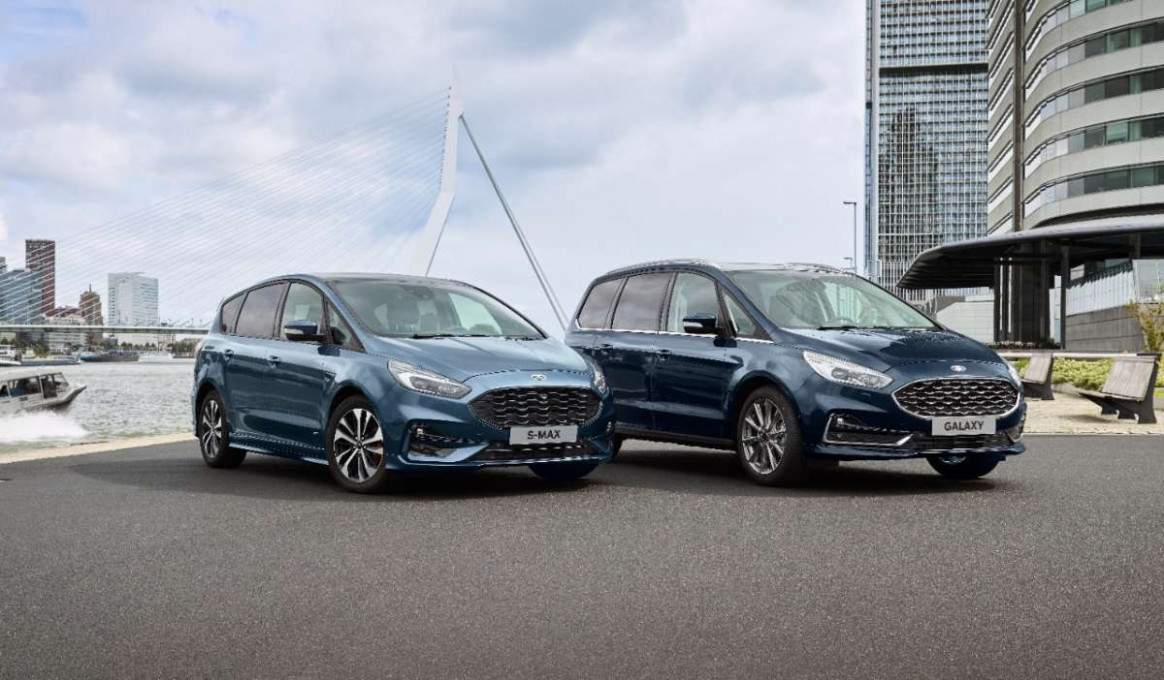 Exterior and Interior Ford Plug In Hybrid 2022