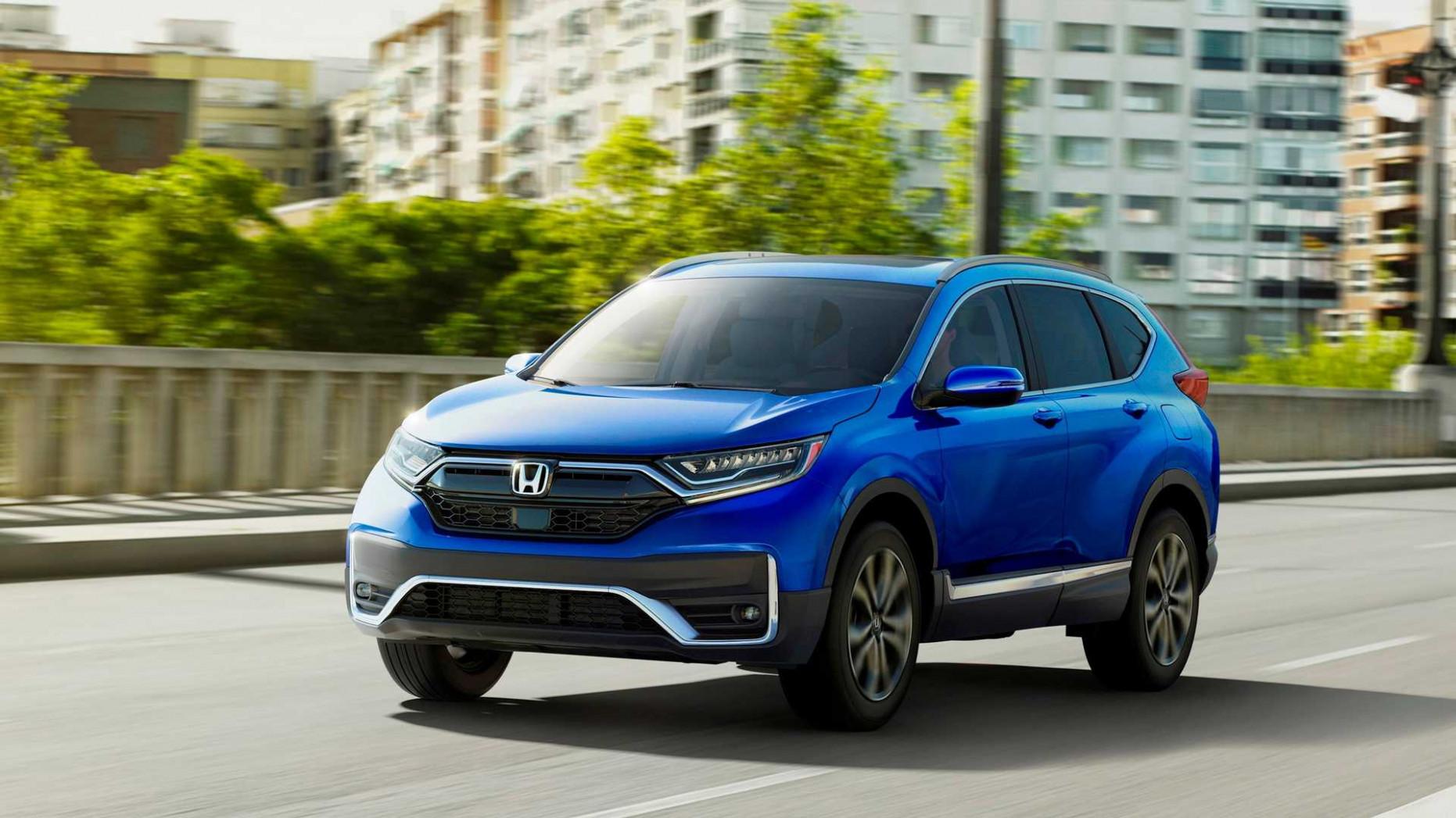 Pictures Honda Crv 2022