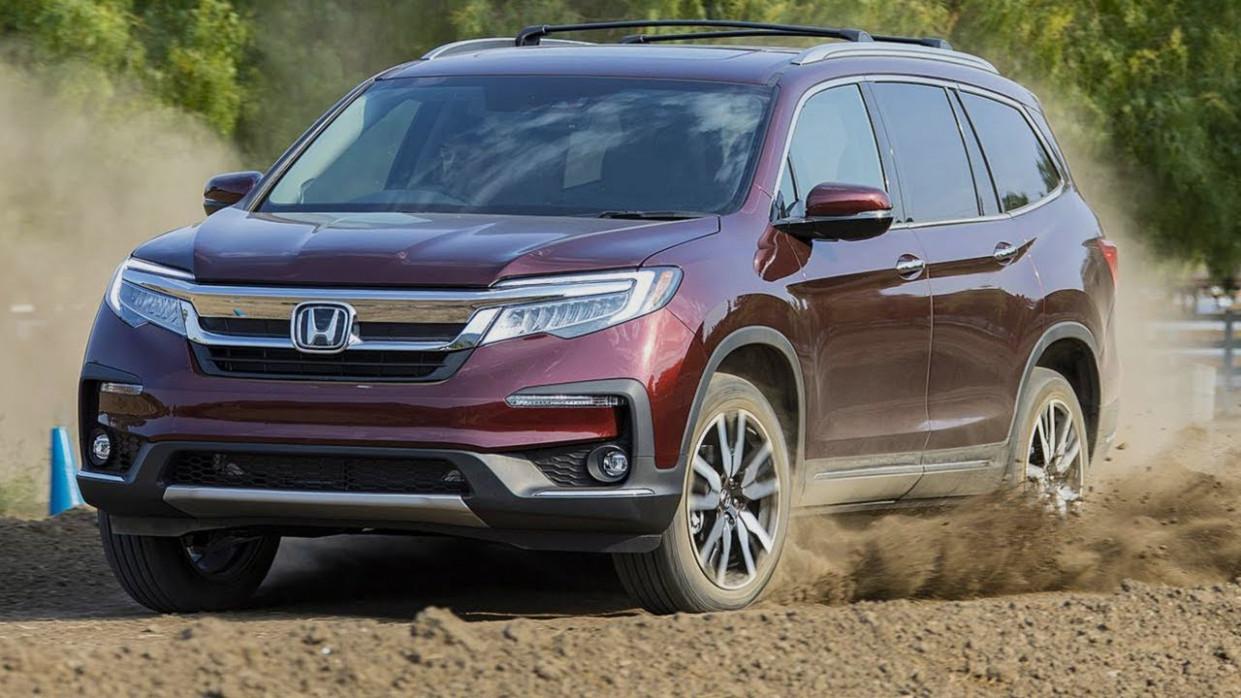 Price and Review Honda Pilot 2022 Interior