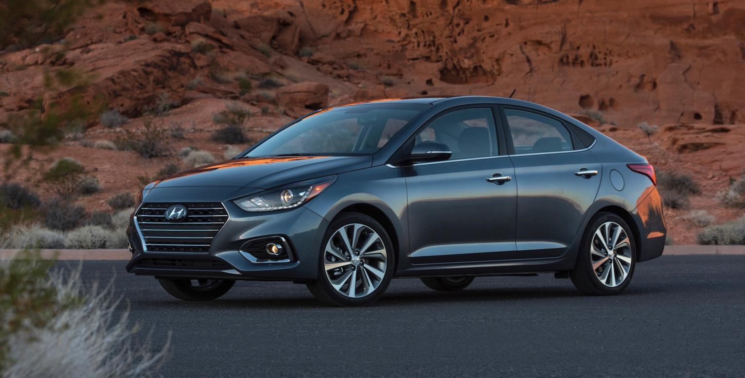Specs Hyundai Accent 2022