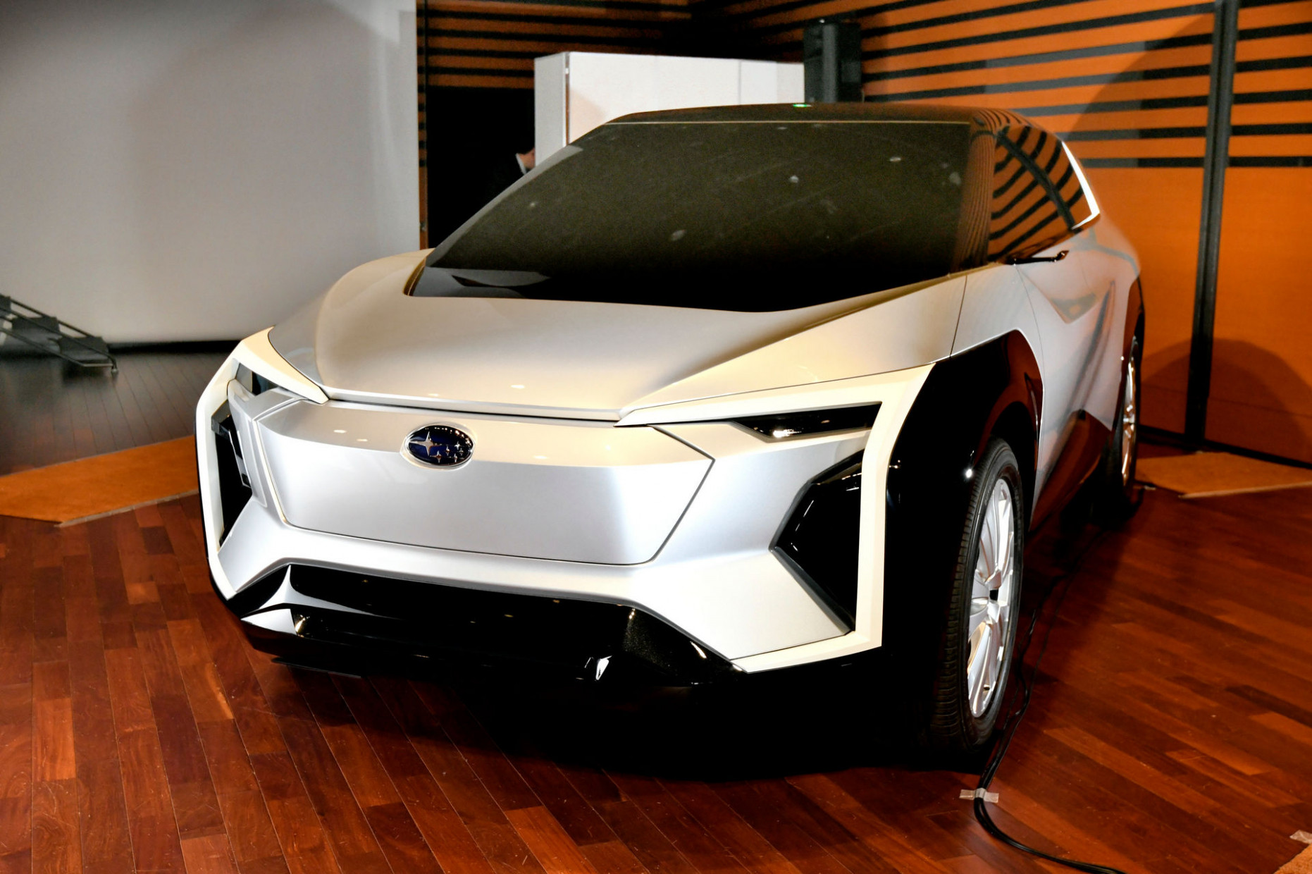 First Drive Lexus Electric 2022
