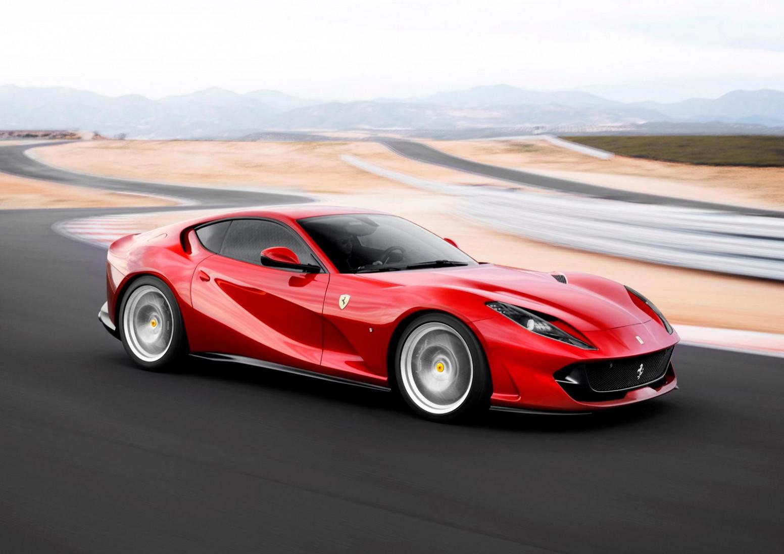History New Ferrari 2022