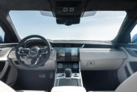 specs and review new jaguar xe 2022 interior