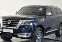 specs and review nissan patrol 2022