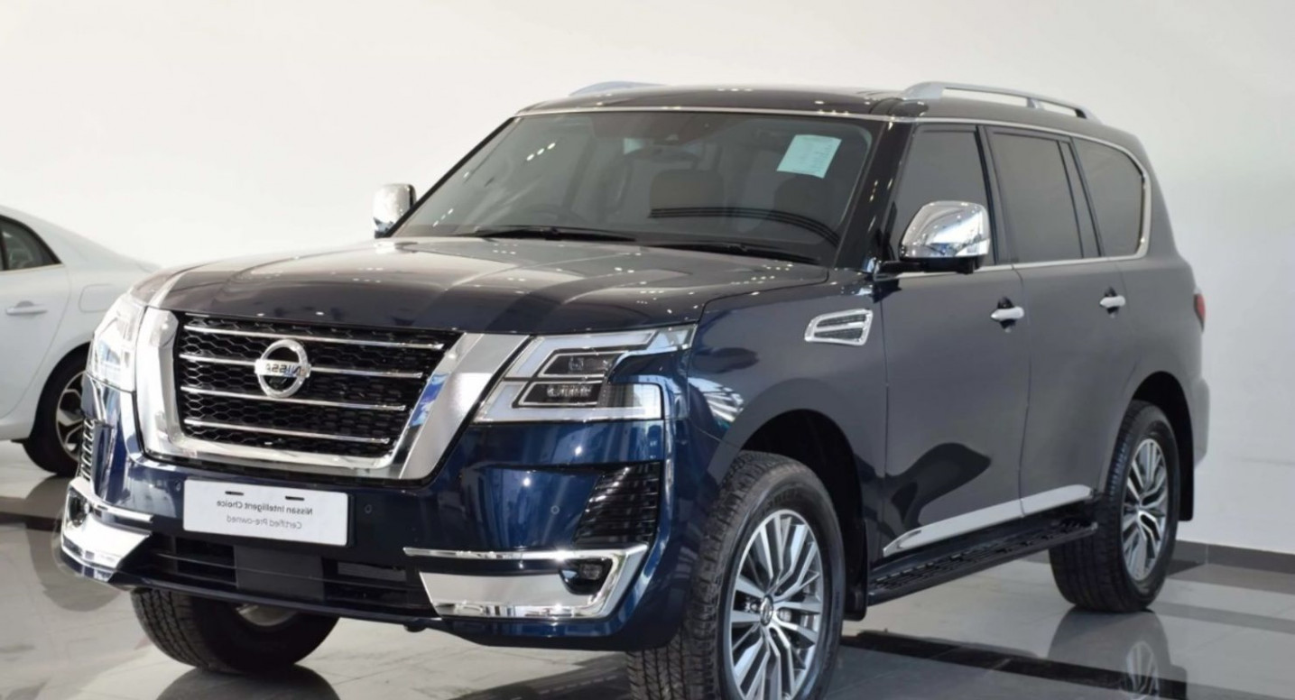 Price and Release date Nissan Patrol 2022