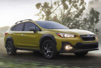 specs and review subaru xv 2022 review