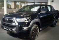 specs and review toyota hilux 2022 usa
