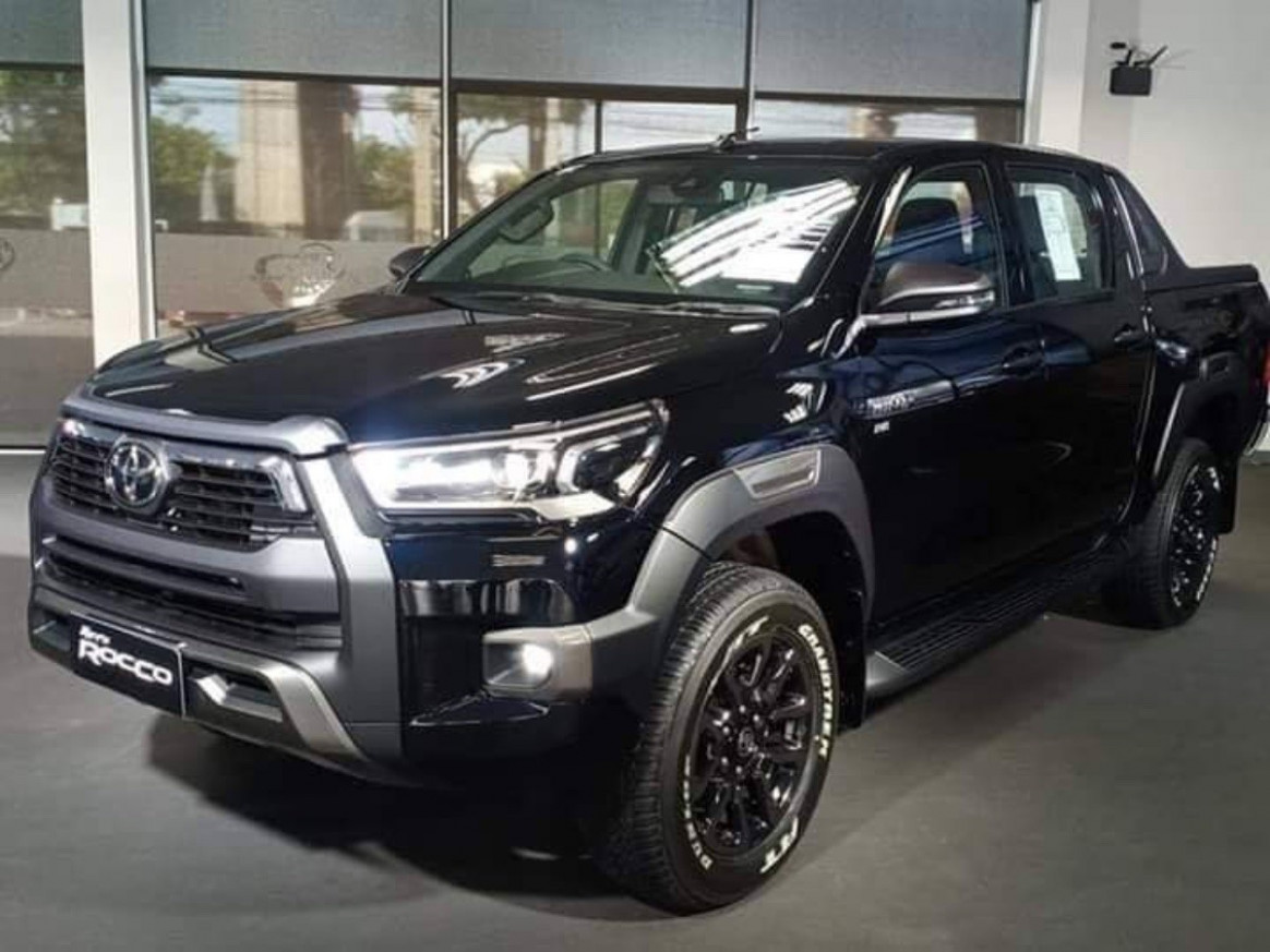 Release Date Toyota Hilux 2022 Usa