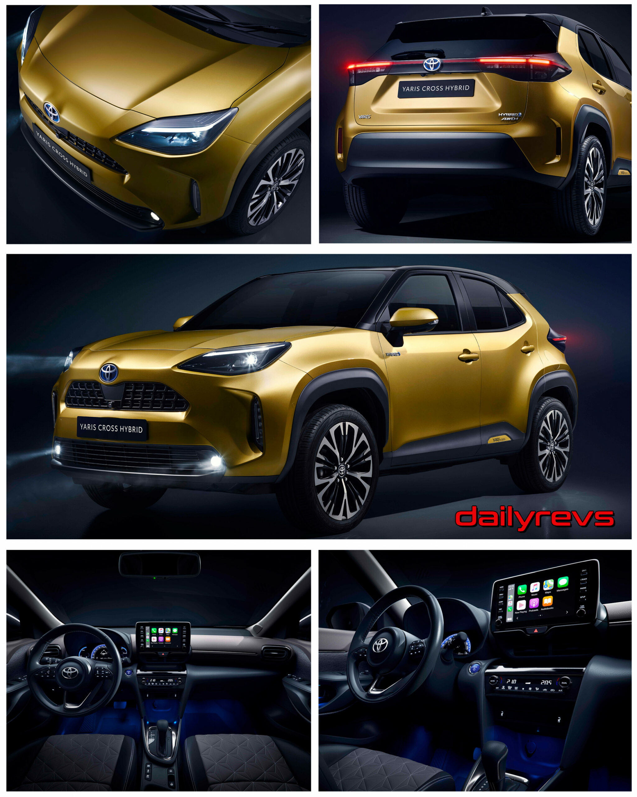 Concept and Review Toyota Yaris 2022 Europe