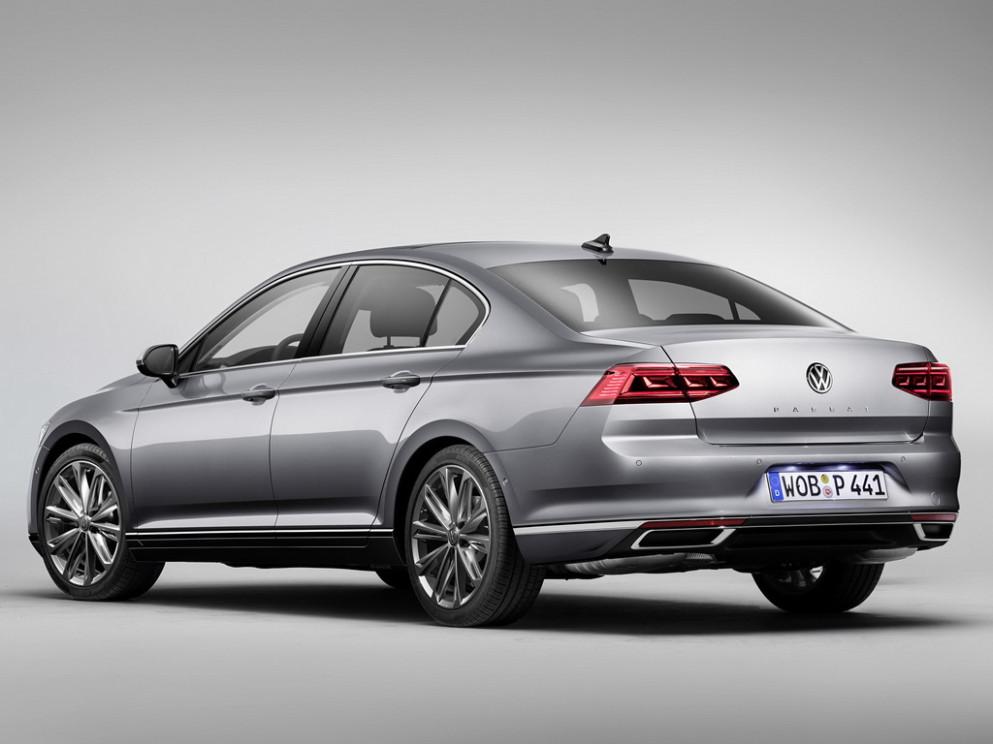 Configurations Volkswagen Passat 2022 Europe