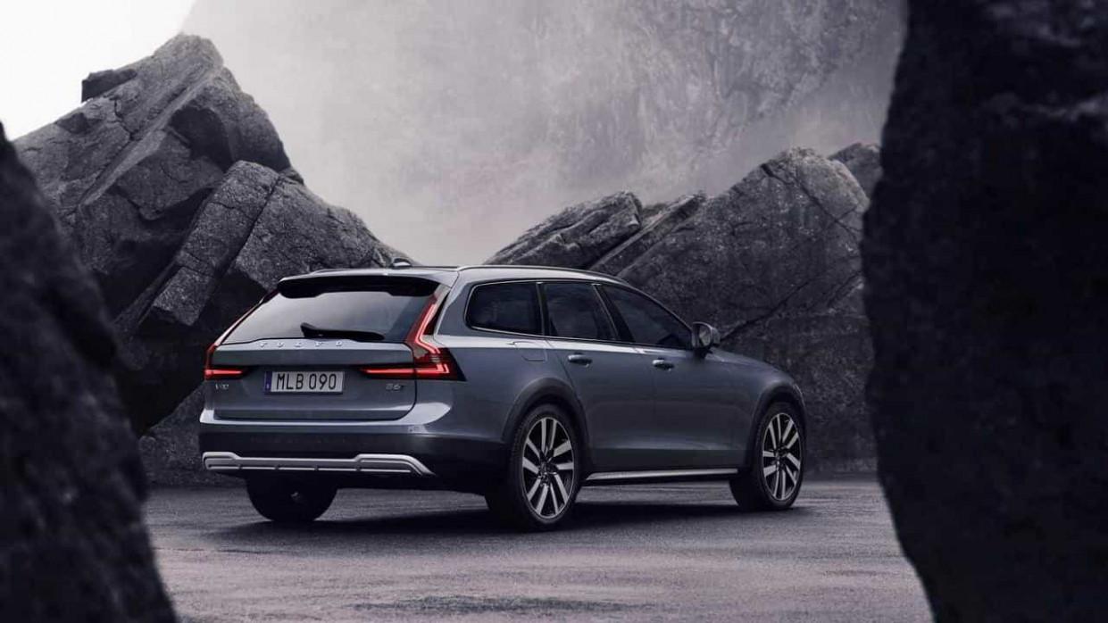 Concept Volvo Ev 2022