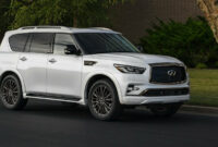 specs and review when does the 2022 infiniti qx80 come out