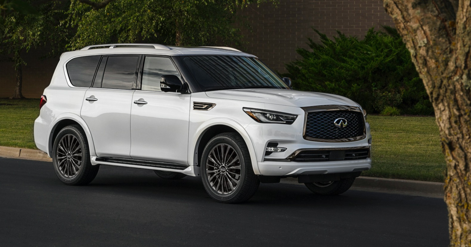 Interior When Does The 2022 Infiniti Qx80 Come Out