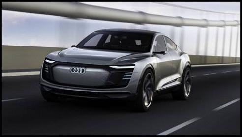 Model Audi Plug In Hybrid 2022