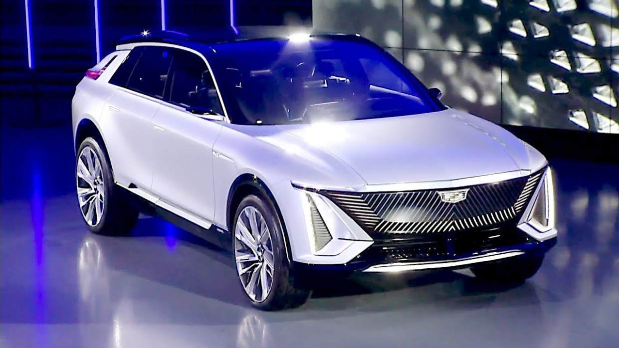 Price and Review Cadillac Midsize Suv 2022