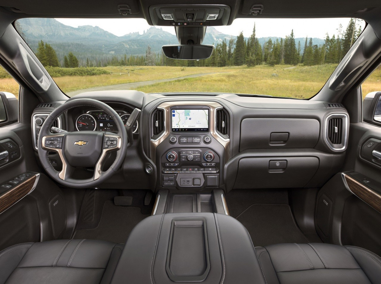 Specs Chevrolet Pickup 2022