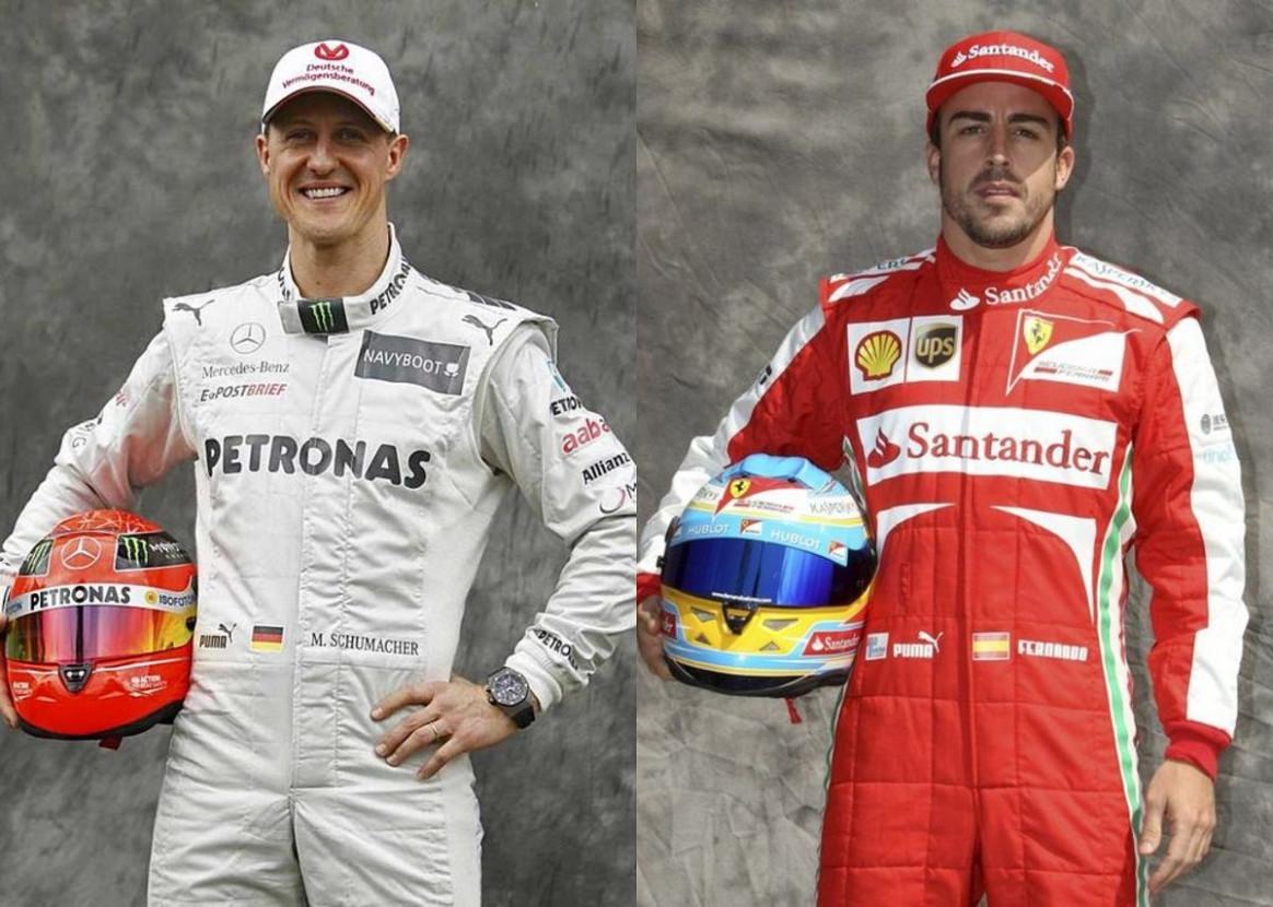 Exterior Fernando Alonso Y Ferrari 2022