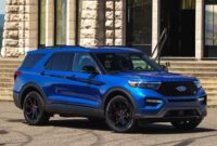 specs ford explorer 2022 release date